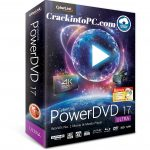 CyberLink PowerDVD Ultra 20.0.1519.62 Crack With Activation Key 2020 Download