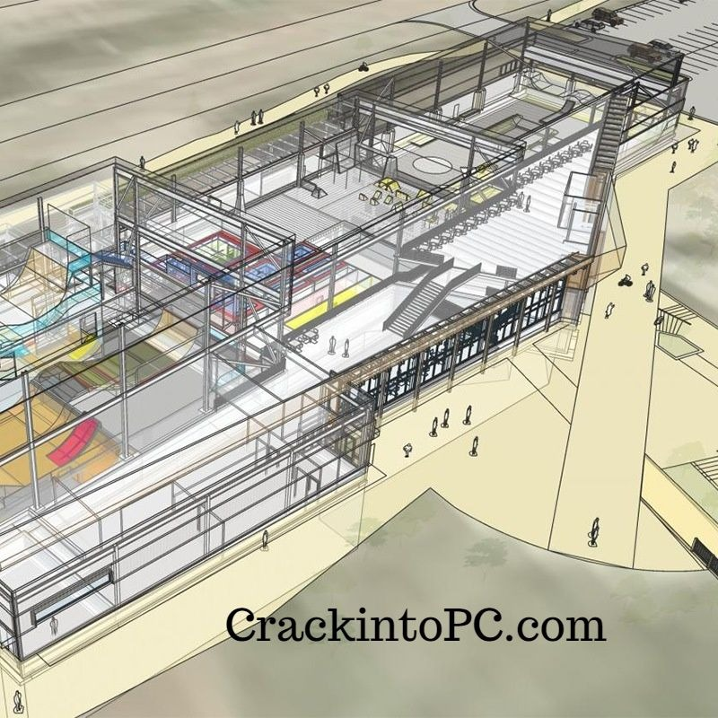SketchUp Pro 2021 v21.0.391 Crack With License Key Latest Version Download (Win&Mac)