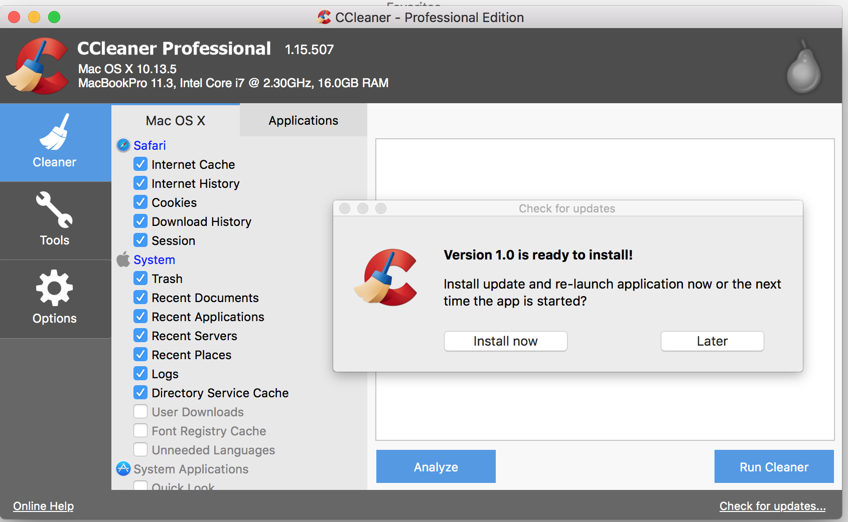CCleaner Pro 5.75.8238 Crack Plus Version License Key ...