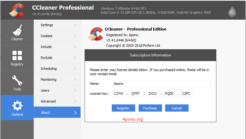 CCleaner Pro 5.79.8704 Crack With License Key Latest Version Free Download(2021)