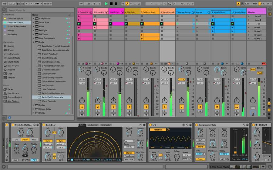 Ableton Live 10.1.13 Crack With Serial Key Full Torrent Download [Win/Mac] 2020