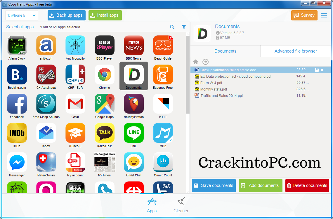 CopyTrans 7.200 Crack With Serial Key Free Download 2021 [Win/Mac]