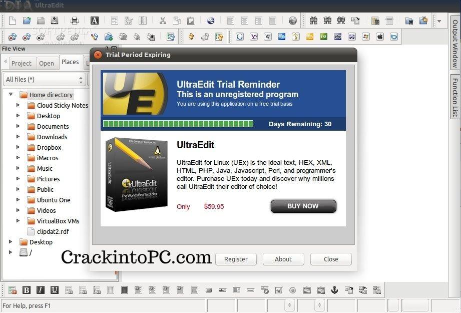 UltraEdit 27.0.0.54 Crack With Full Keygen Free Download {2020}