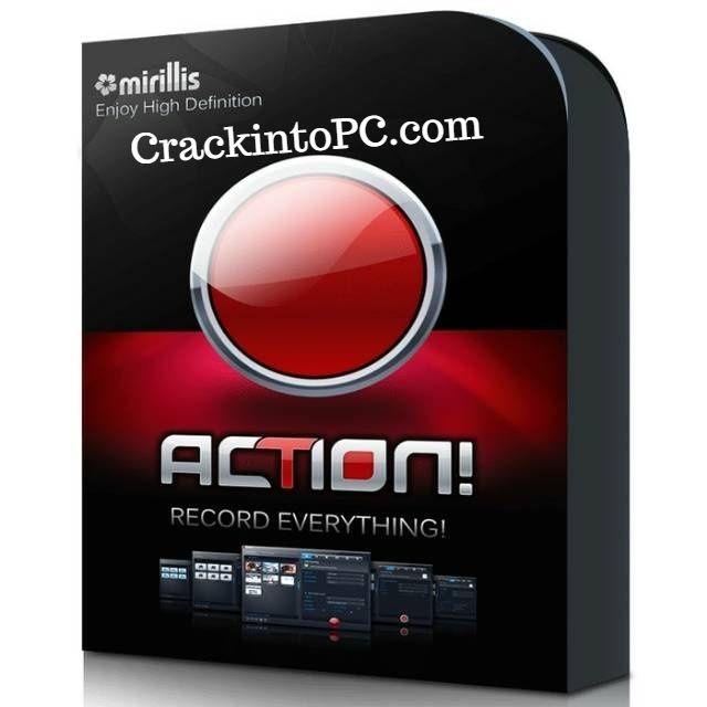 Mirillis Action 4.21.4 Crack With Serial Keygen Download 2021 Win/mac