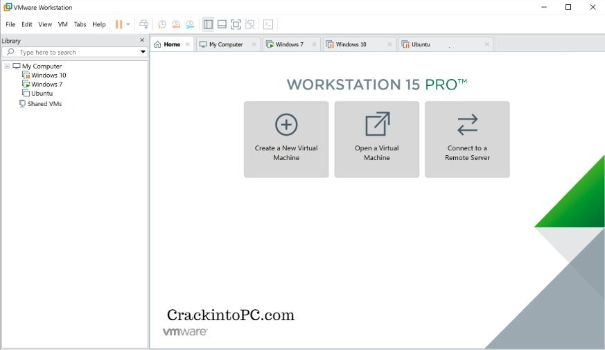 VMware Workstation Pro 15.5.6 Crack With Full Torrent License Key Download [2020]