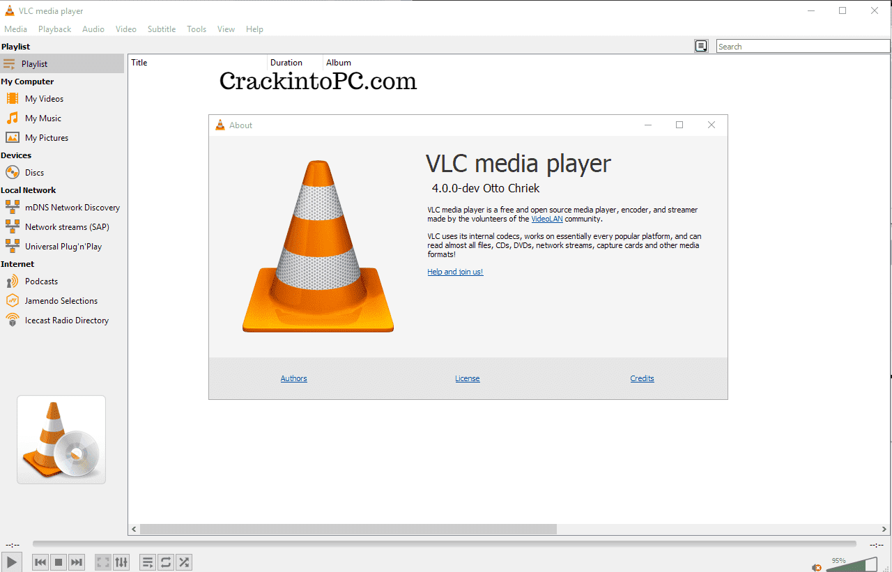 VLC Media Player 3.0.11 Crack With Activation Key Free Download 2020