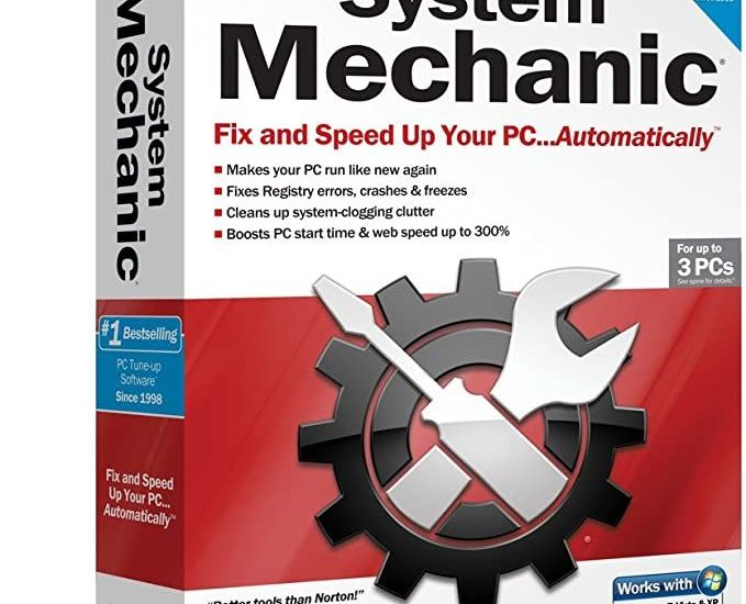 System Mechanic Pro 20.7.1.34 Crack With Serial Key 2021 Download Free