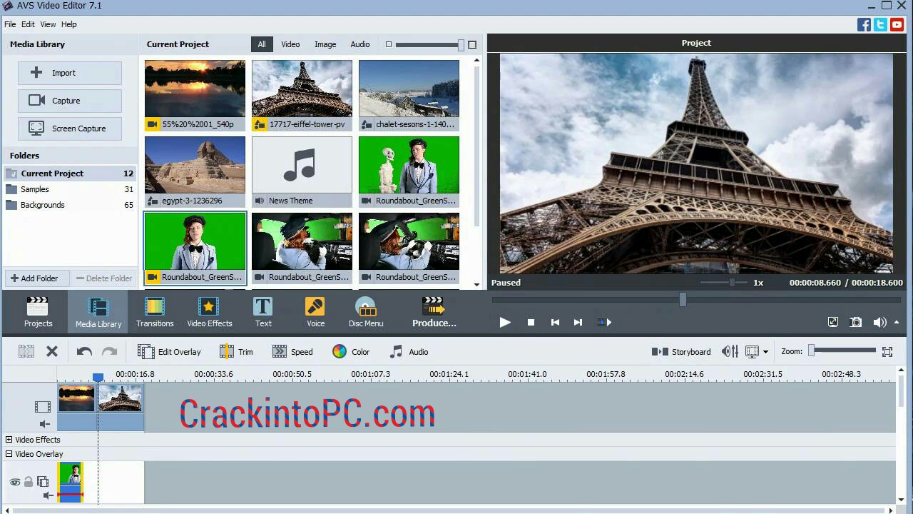 AVS Video Editor 9.4.5.377 Crack With License Key Full Version 2021 Download