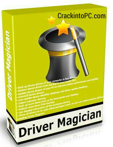 Driver Magician 5.4 Crack With Keygen Download Latest Version 2021