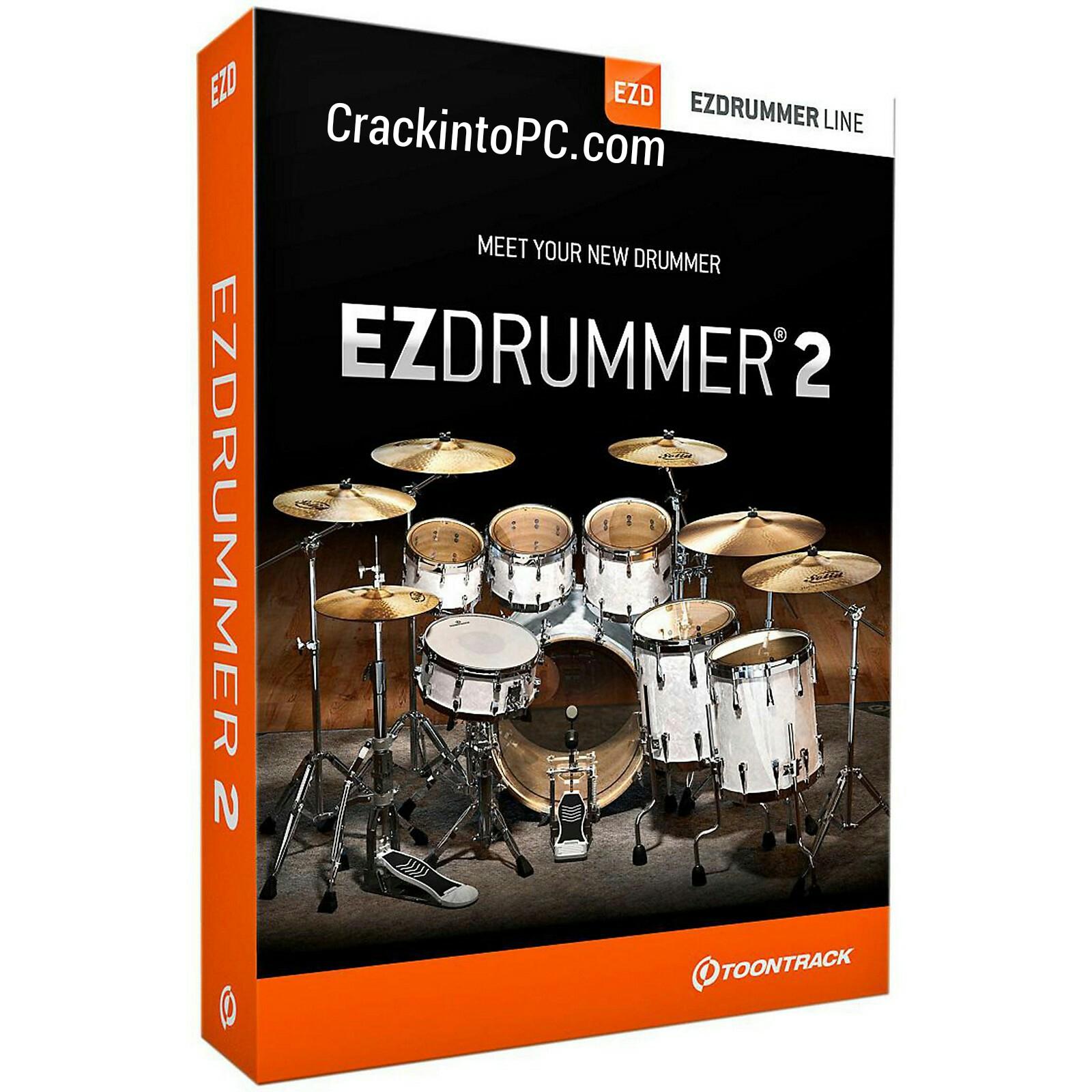 EZdrummer 2.1.8 Crack + Keygen & Full Torrent Key Download 2021