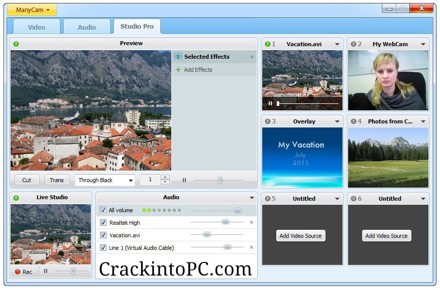 ManyCam Pro 7.8.1.16 Crack With Full Torrent Download 2021 Free