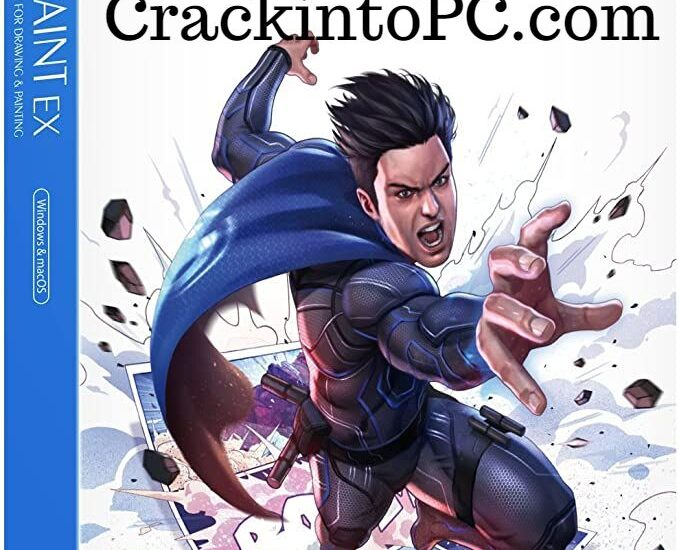 Clip Studio Paint EX 1.10.6 Crack With License Key [Full Version] Download 2021