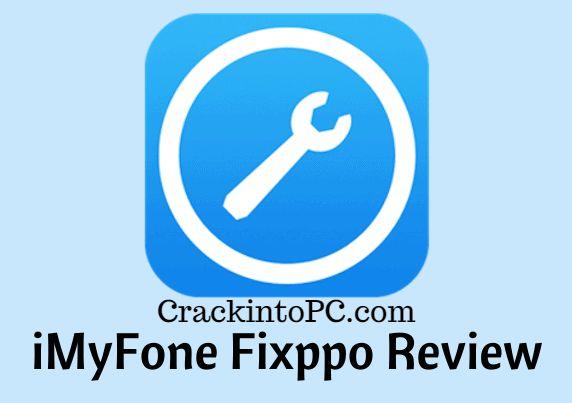 iMyFone Fixppo 8.0.5 Crack Plus Serial Key Full Version Download Free